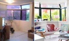 Reforma transforma apartamento de 100 m²; veja antes e depois. Foto: Divulgação