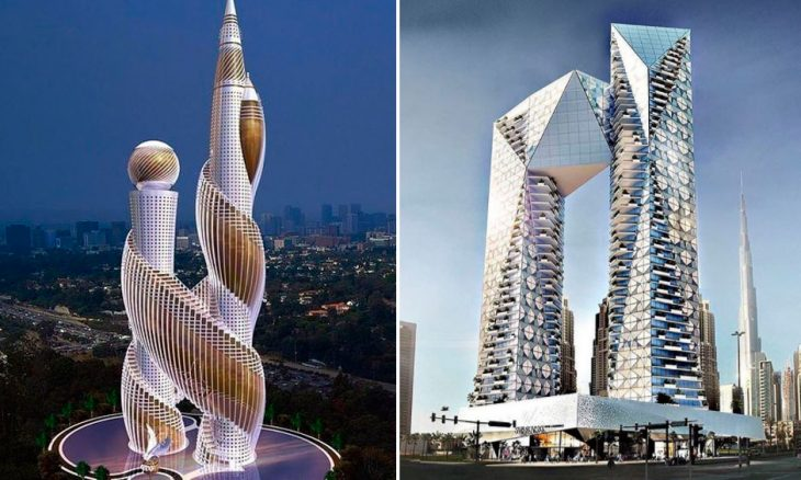 Verdade ou mentira? Veja projetos de arquitetura inacreditáveis pelo mundo. Foto: reprodução