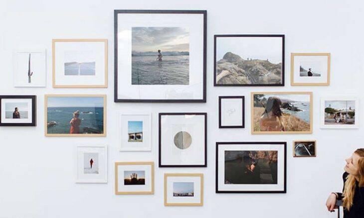 Como pendurar quadros na parede? 12 ideias muito originais. Foto: pixabay
