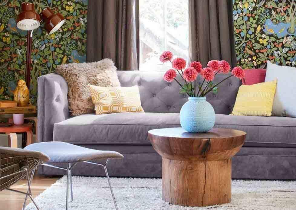 16 truques de decoração para sua sala pequena parecer maior. Foto: Divulgação