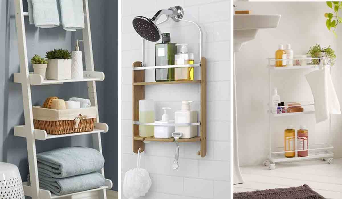 11 soluções geniais para decorar banheiros muito pequenos. Foto: Divulgação