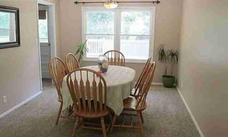 Antes e depois de sala de jantar: veja transformação barata e sem reforma