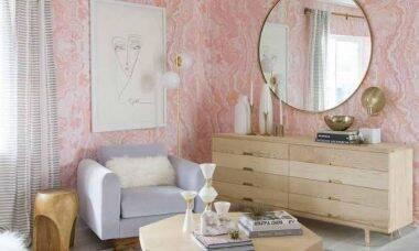 O poder de transformação do papel de parede: veja ideias de decoração