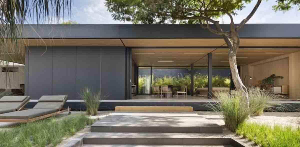 Casa pré-fabricada brasileira conquista o mundo; veja fotos. Foto: Divulgação