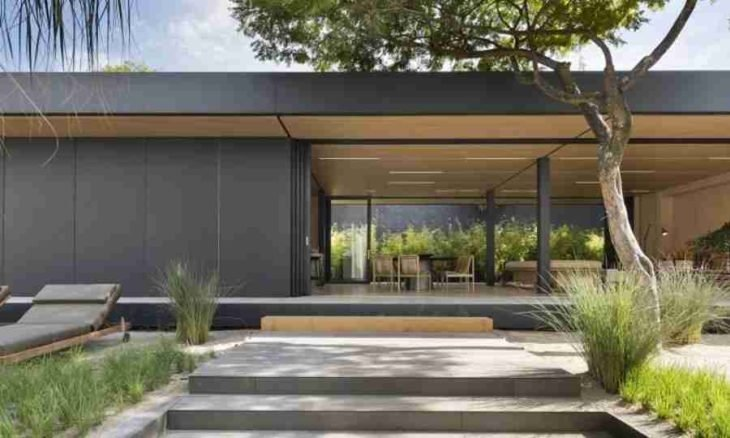Casa pré-fabricada brasileira conquista o mundo; veja fotos