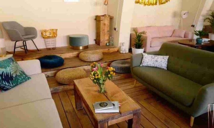 7 alternativas para inovar em uma mesinha na sala de estar