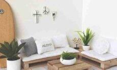 3 maneiras de deixar mais elegante decoração com paletes