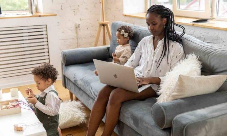 9 dicas para tornar seu ambiente home office produtivo. Foto: Pexel