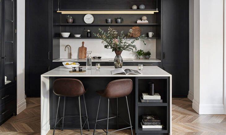 Cozinha, tendência de design de interiores