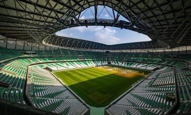 Terceiro estádio da Copa do Mundo de 2022 é inaugurado no Qatar