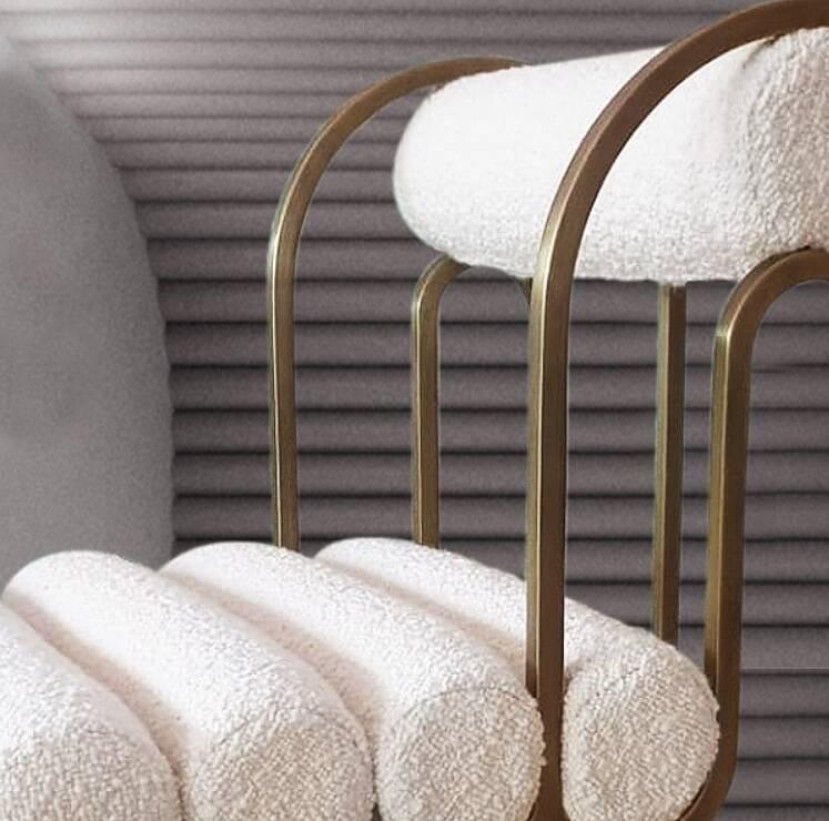 Loveseat, tendência de design de interiores