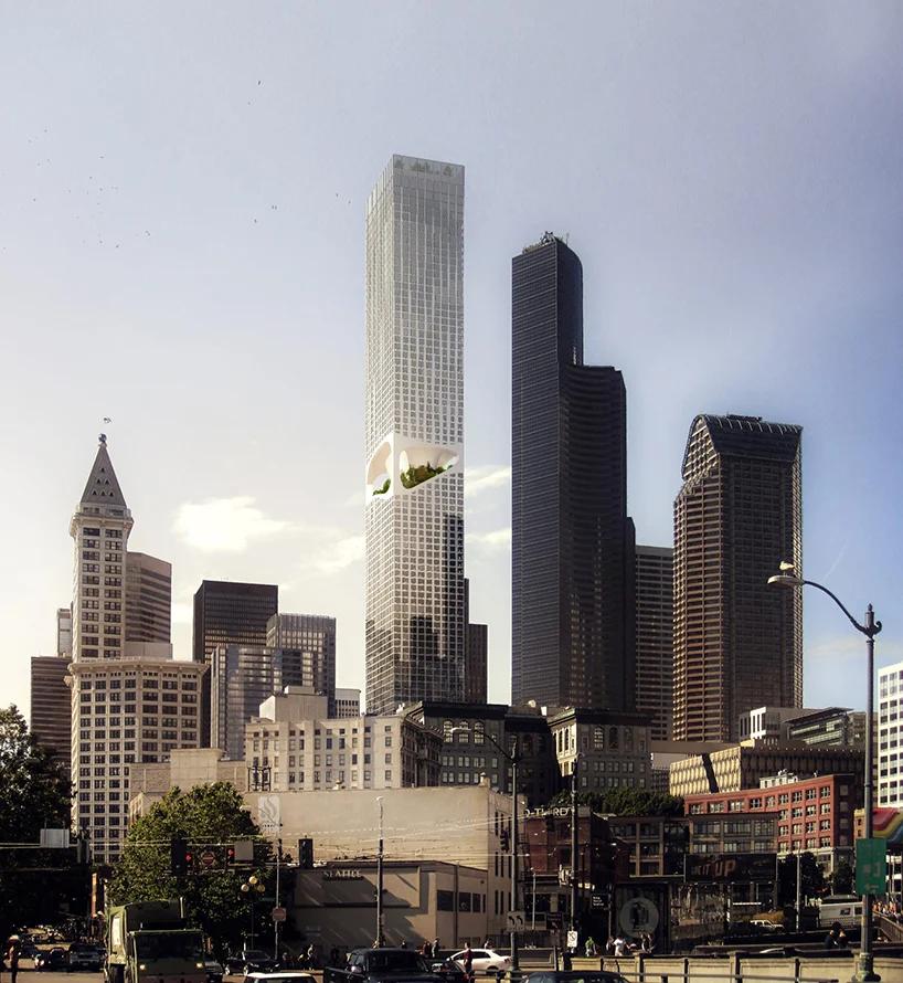 Arranha-céu Seattle Tower