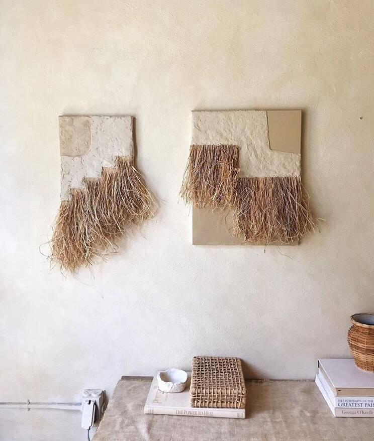 Tapeçaria, tendência de design de interiores