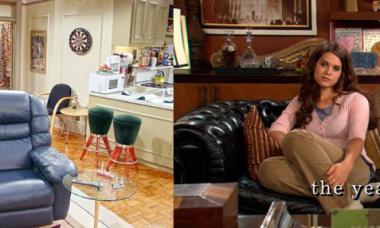'Friends' x 'How I Met Your Mother'