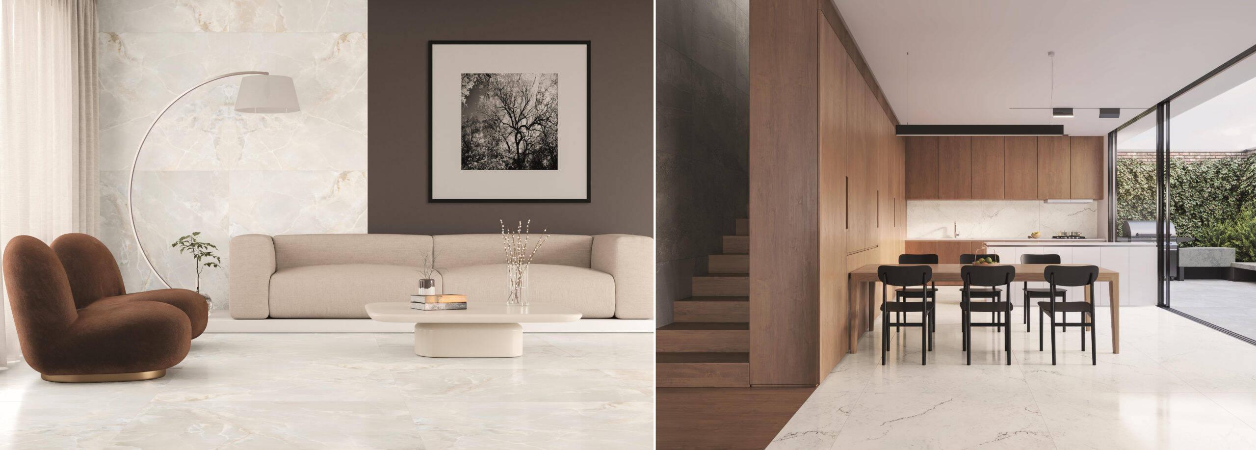 4 dicas de revestimento para ganhar amplitude em apartamentos pequenos