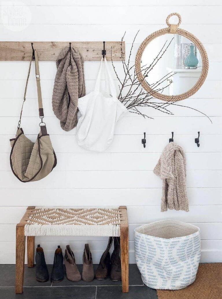 Sapateiras: ideias práticas para guardar seus calçados na entrada da casa
