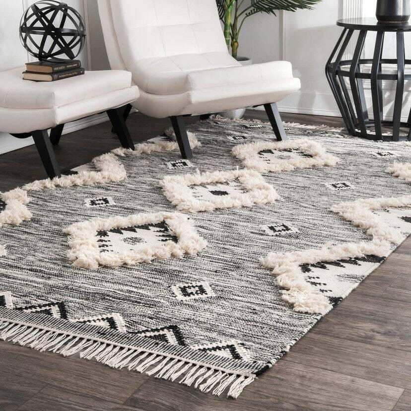 Transforme qualquer espaço da sua casa com tapetes baratos e estilosos