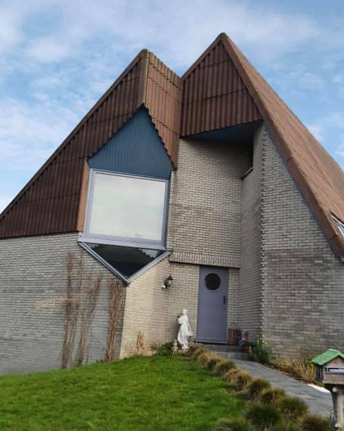 Desastres arquitetônicos na Bélgica