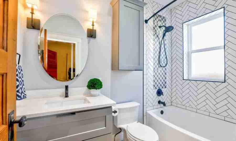 5 dicas para escolher os móveis de um banheiro pequeno