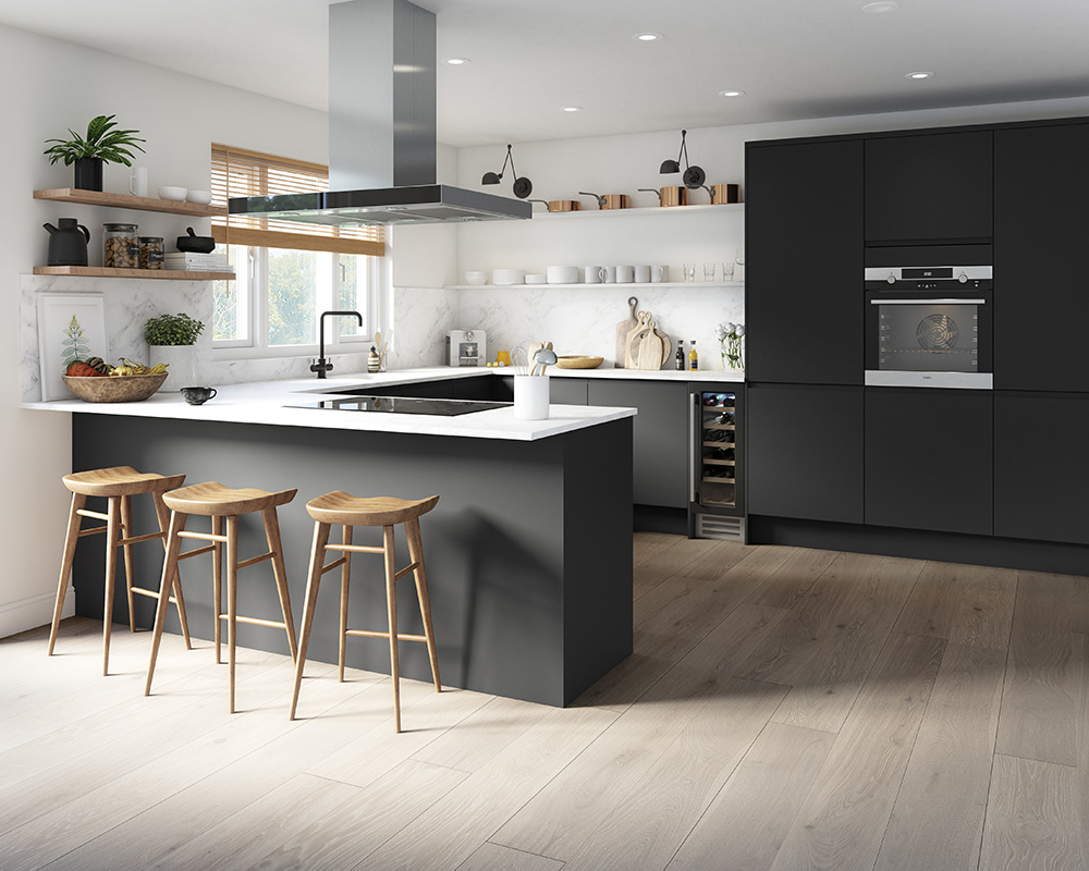 Encontre o tipo de cozinha que mais combina com o seu estilo