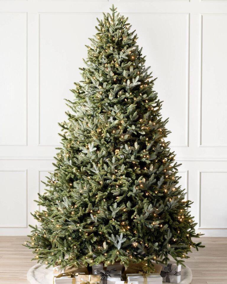 7 tendências de árvores de natal para 2020