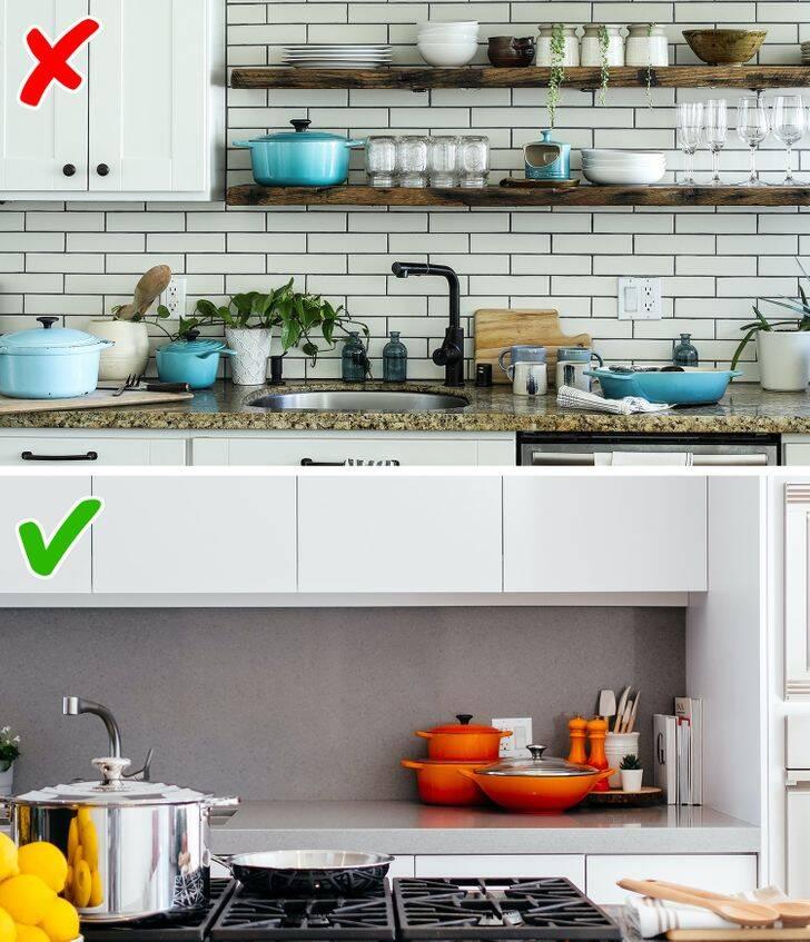 8 erros de design que te fazem perder muito tempo com limpeza