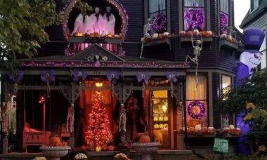 20 decorações de Halloween criativas e assustadoras