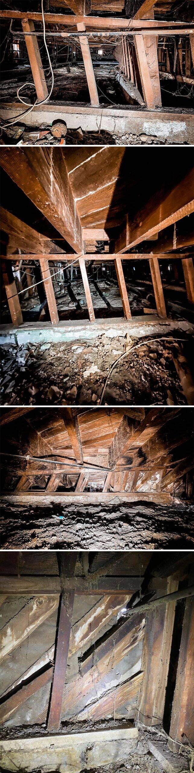 15 erros de estrutura da casa que surpreenderam inspetores