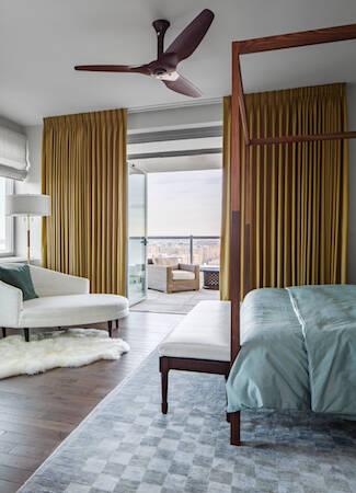4 dicas para escolher a cortina perfeita