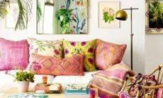 8 inspirações para decoração Boho Chic que estão em alta