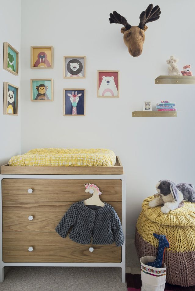 10 dicas para decorar o quarto do bebê