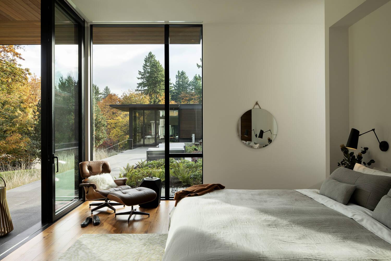 Glass Link House quarto