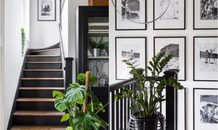 Antes e depois: decoração de corredor