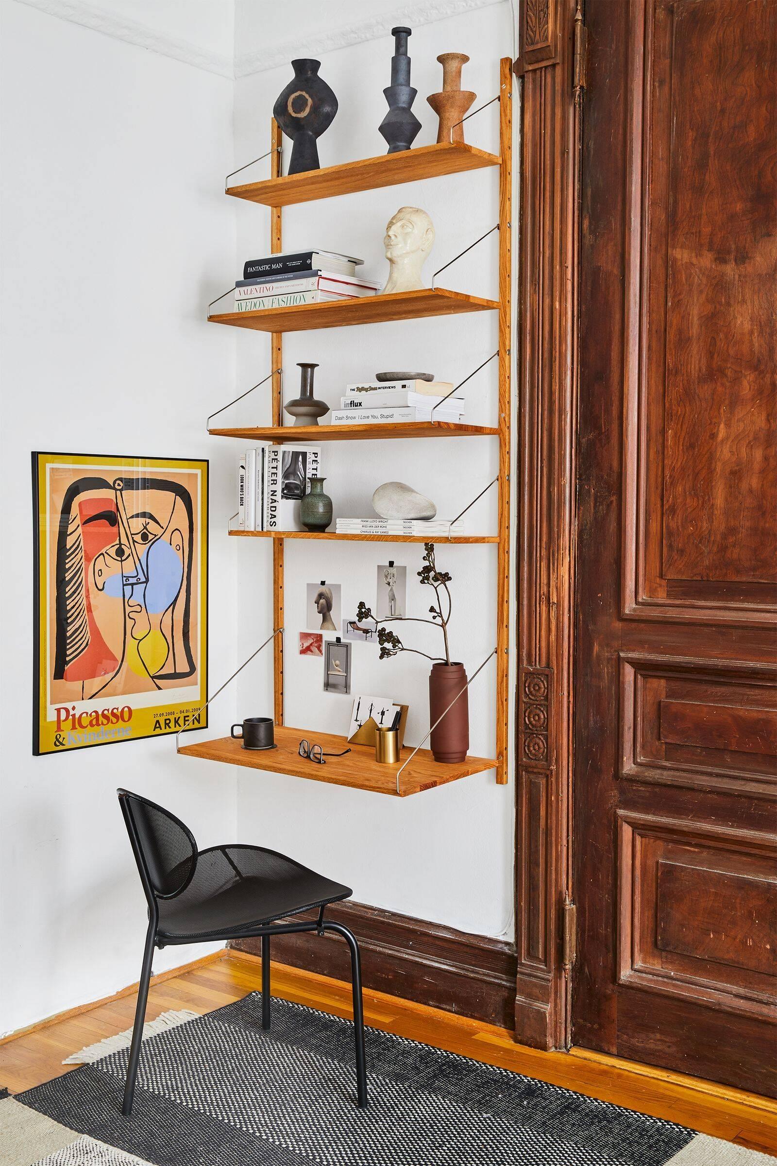 Home office: espaços verticais