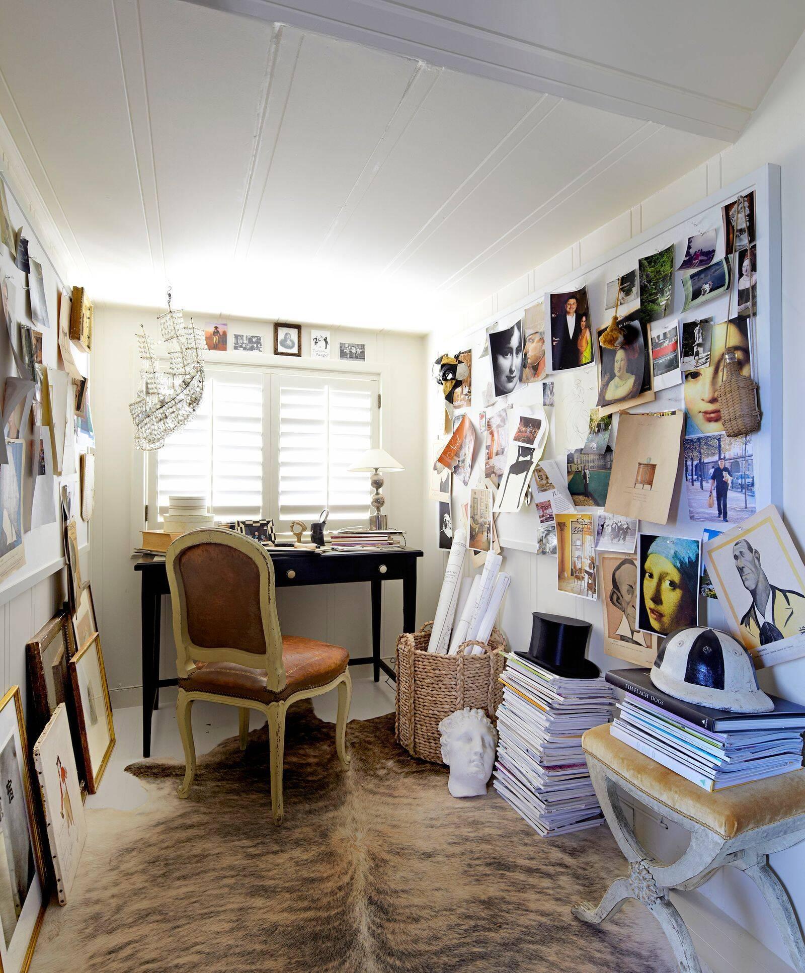 Home office: espaço criativo