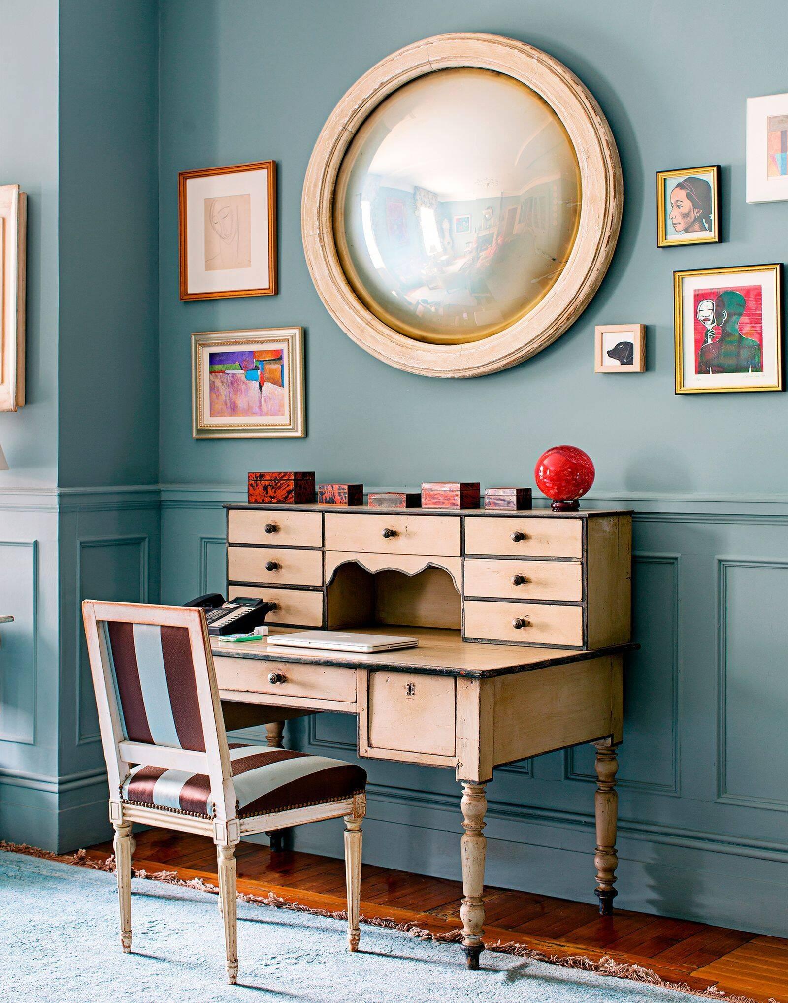 home office: Pintura suave