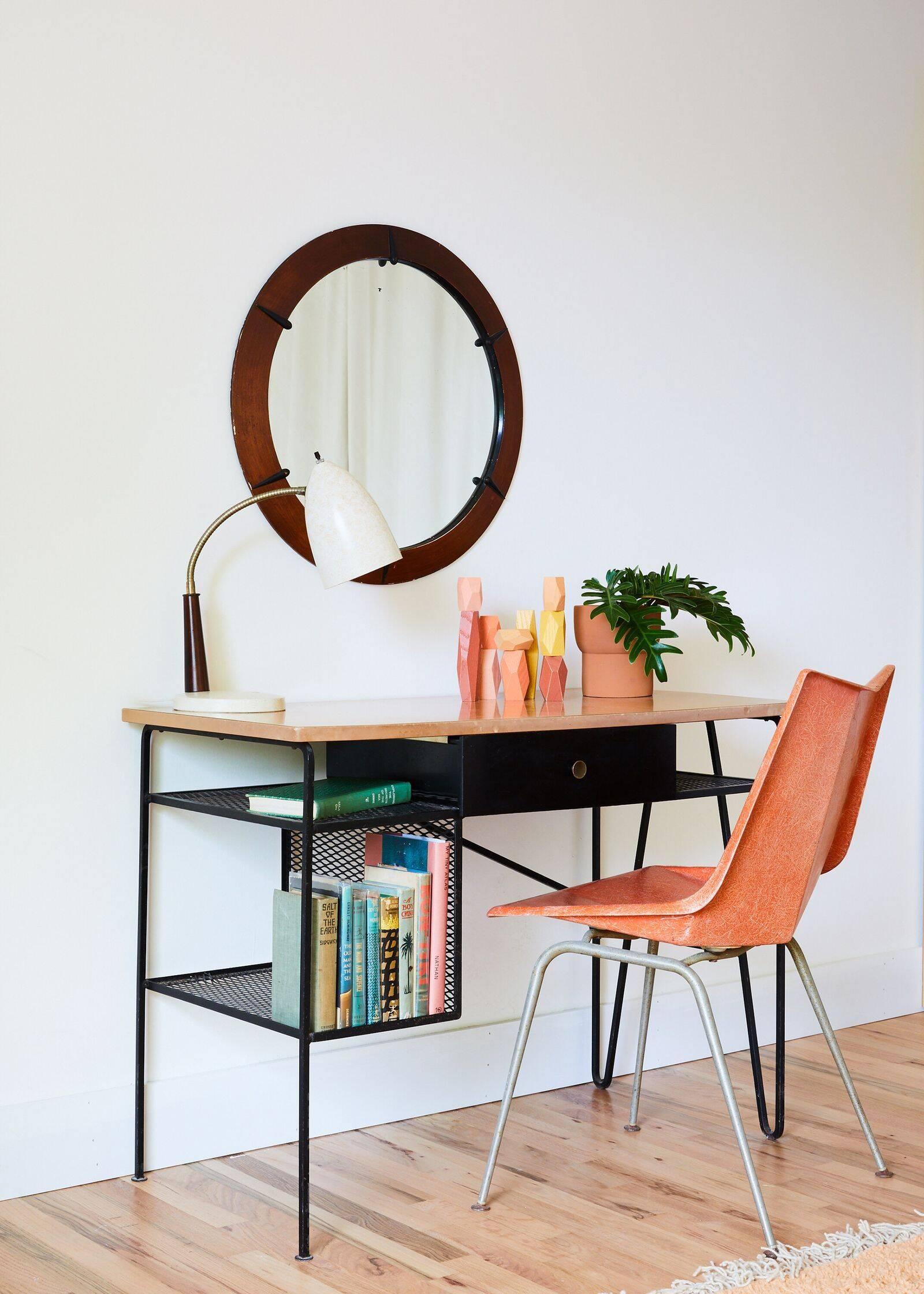 Home office: pendure um espelho