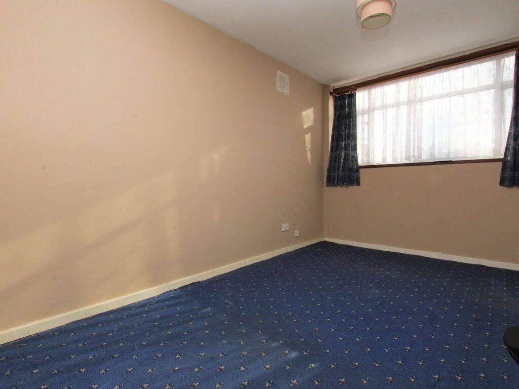 Antes: quarto amarelo
