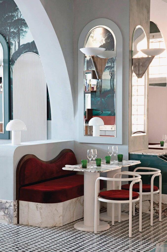 Hotel Il Palazzo Experimental em Veneza, por CHZON interiors. Foto: Karel Balas, Divulgação de CHZON