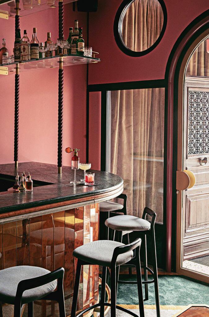 The Experimental Cocktail Club by Cristina Celestino em Veneza. Foto: Omar Sartor, Divulgação de Cristina Celestino