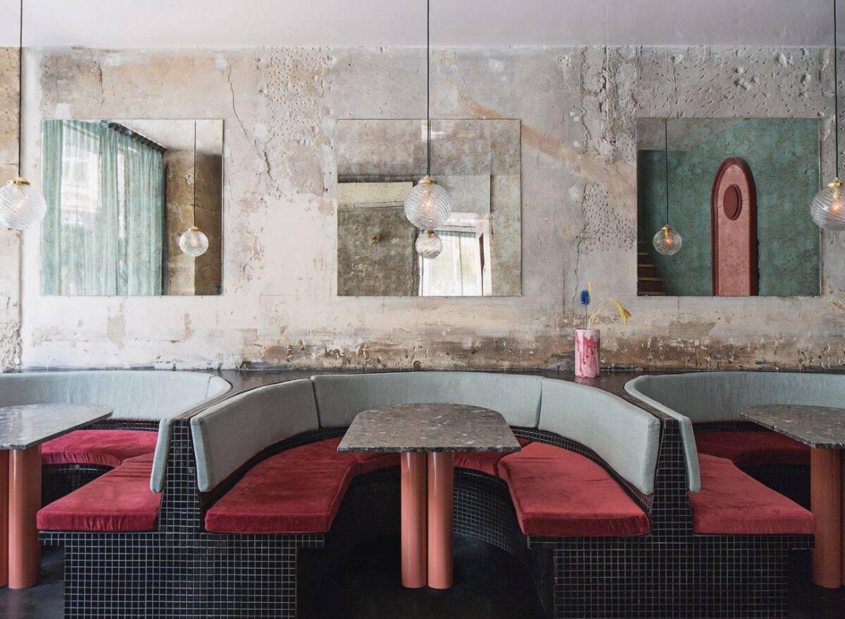 Dive Bar por Batiik Studio. Foto: Giaime Meloni, Divulgação de Batiik Studio