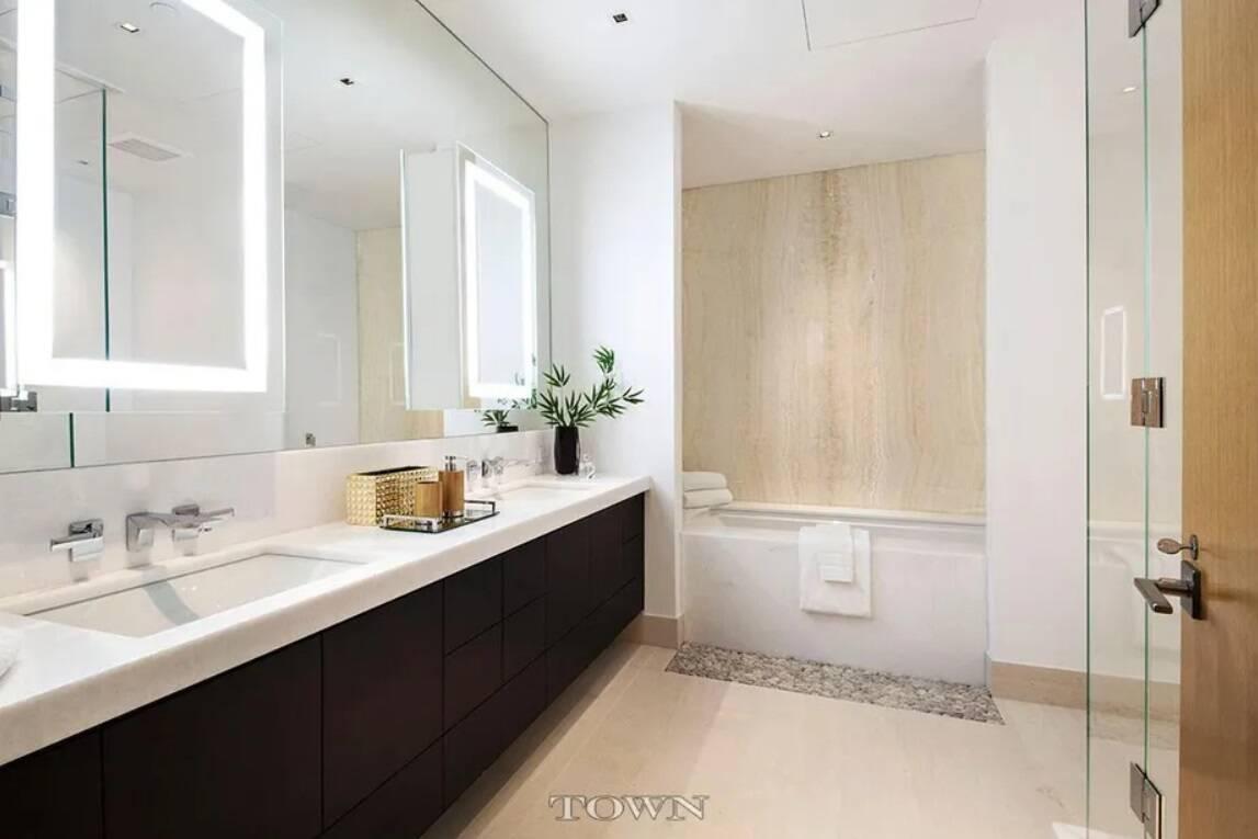 Banheiro Leonardo DiCaprio