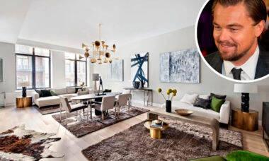Apartamento de luxo de Leonardo DiCaprio