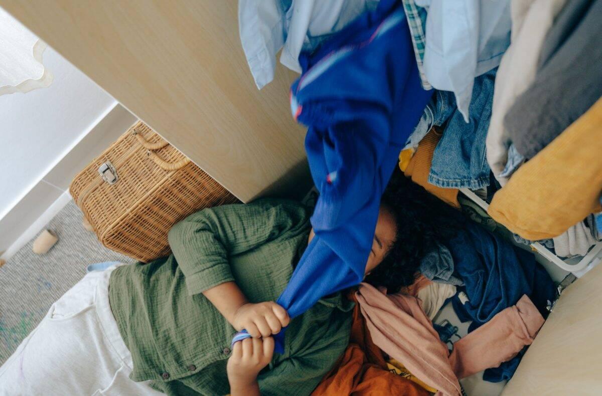 Organização armário e closet. Foto: Ketut Subiyanto