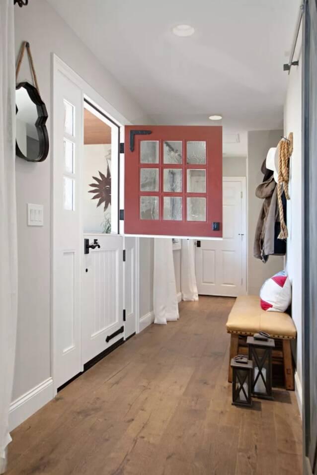 Porta bicolor
