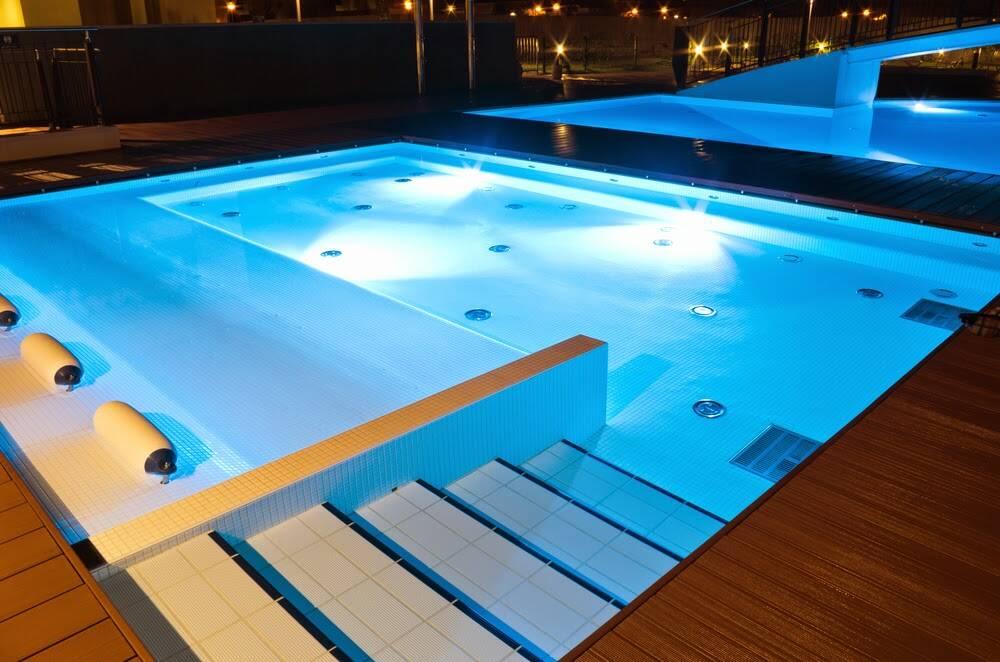 Modelos de piscina: alvenaria estrutural