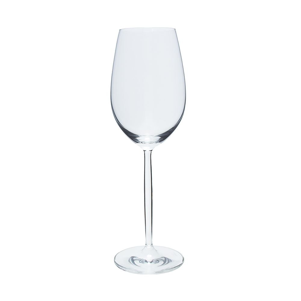 Tipos de taças: vinho branco