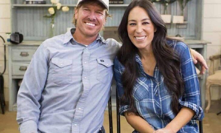 Joanna e Chip Gaines. Segredo para aumentar ambiente. Foto: Reprodução/Instagram