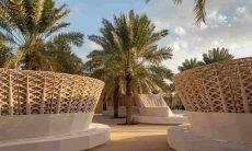 Móveis de areia. Fotos: Roberto Conte