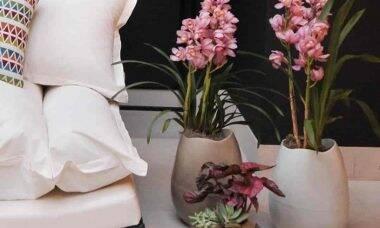 Inspirações de decoração para a primavera. Projeto de Catê Poli Paisagismo   Divulgação: Vasart
